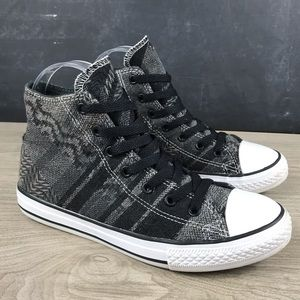 Converse Hi-Top Lace Up Sneakers